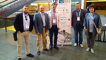 NITA-FARM Employees and Customers Participated in the ESPHM 2018